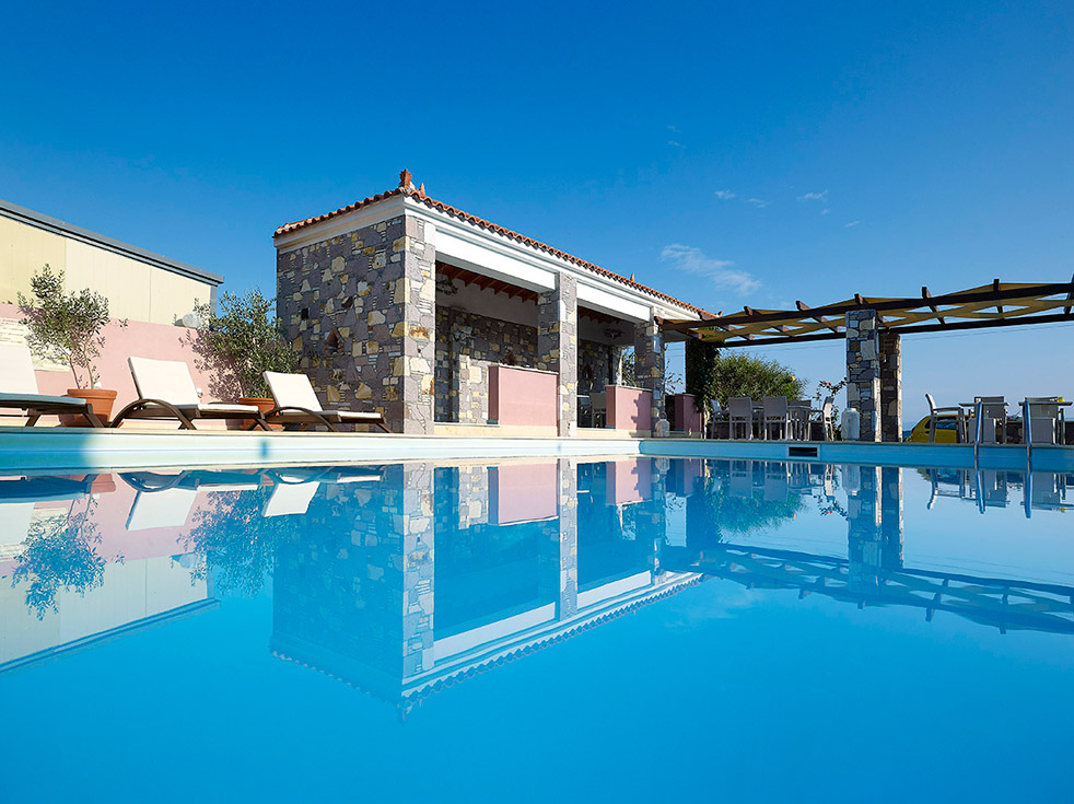 Lesvos island  Hotels rent a car apartments studios